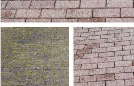 Reinigung Terrasse Einfahrt